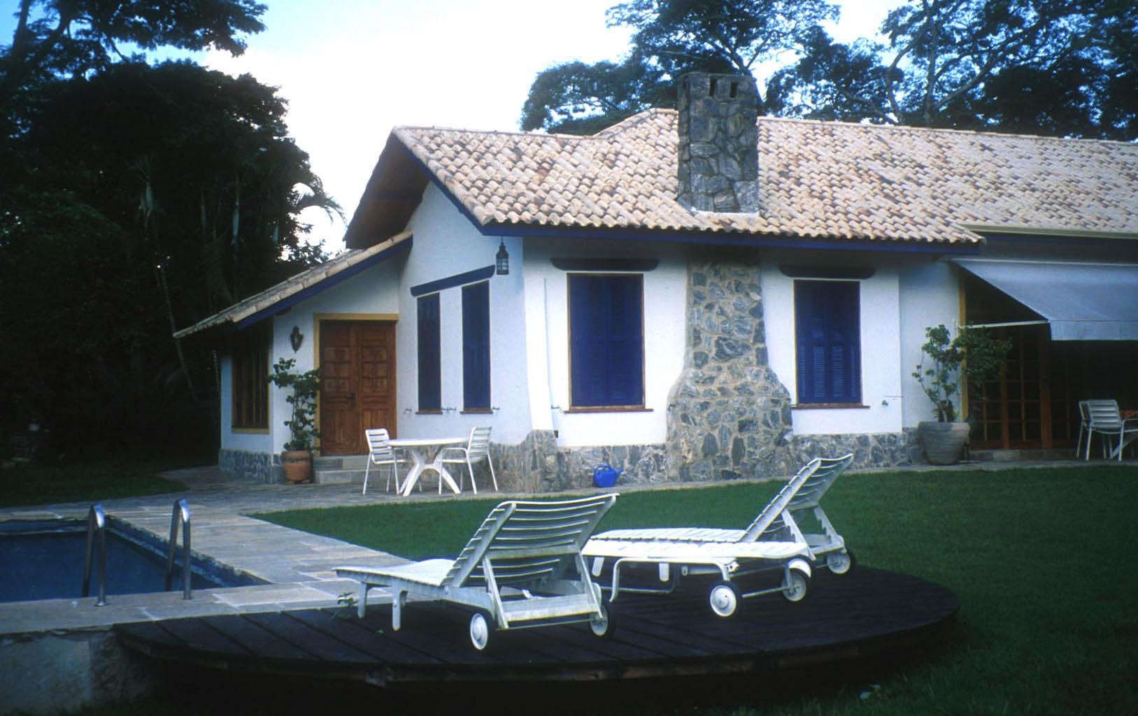 Reforma Casa Colonial - Vista 01