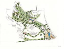 Urban Study - Linear park