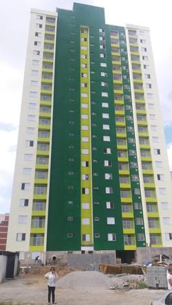 Habitação Social Santos - Vista 02