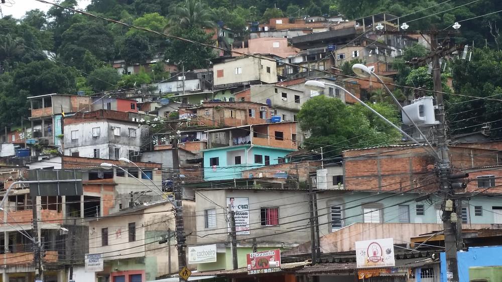 Favela Upgrading - Guarujá