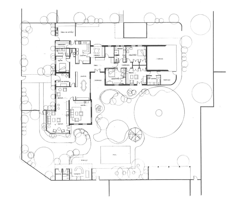 Reforma Casa Colonial - Projeto