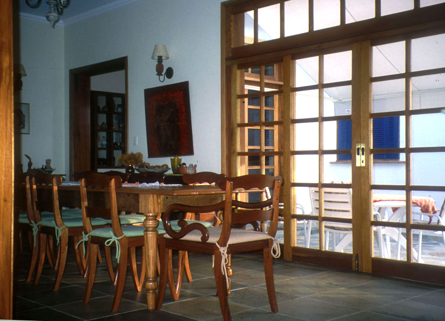 Reforma Casa Colonial - Jantar