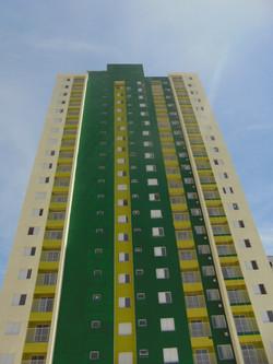 Habitação Social Santos - Vista 01