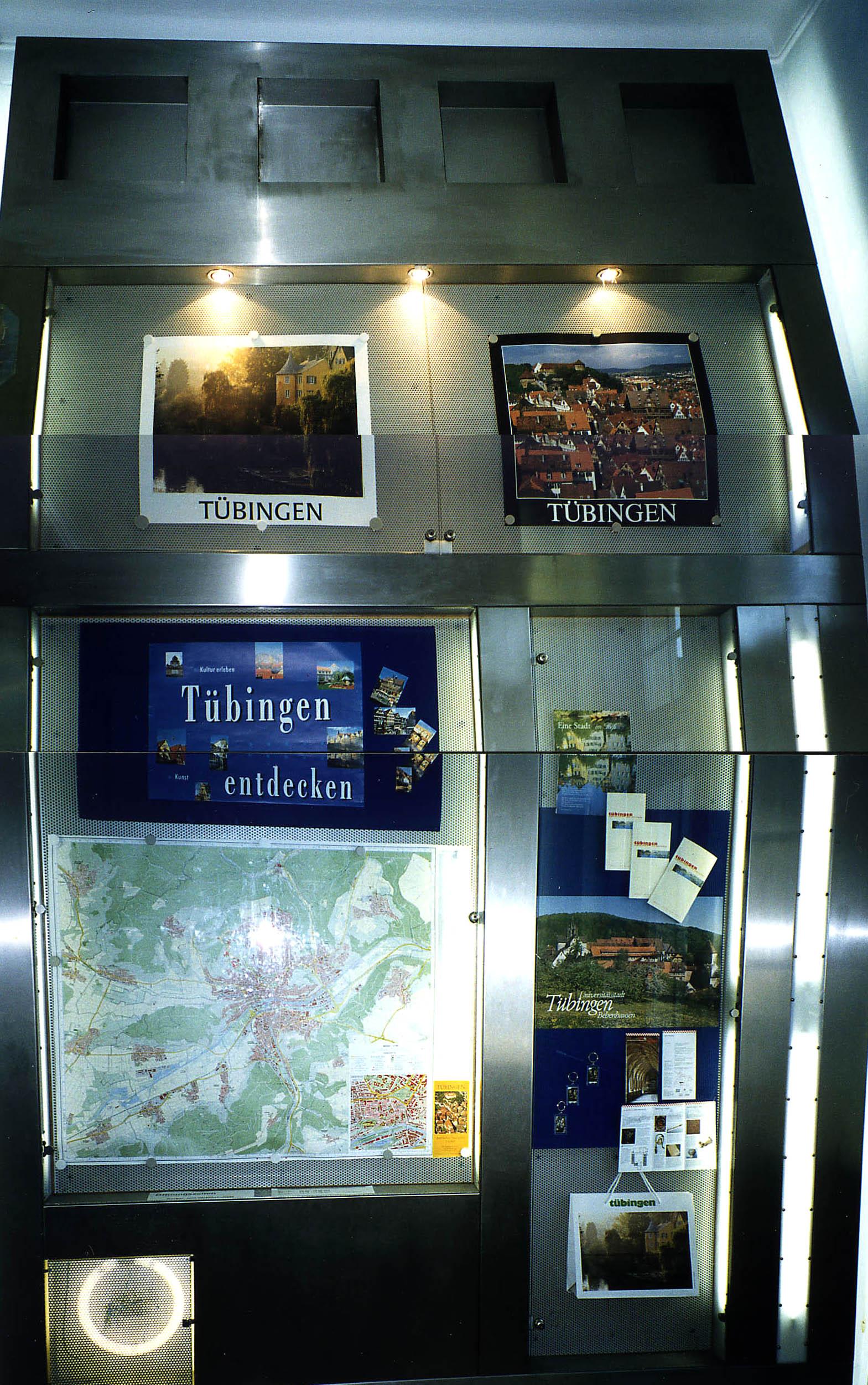 Sala de Informação Estação de Trem