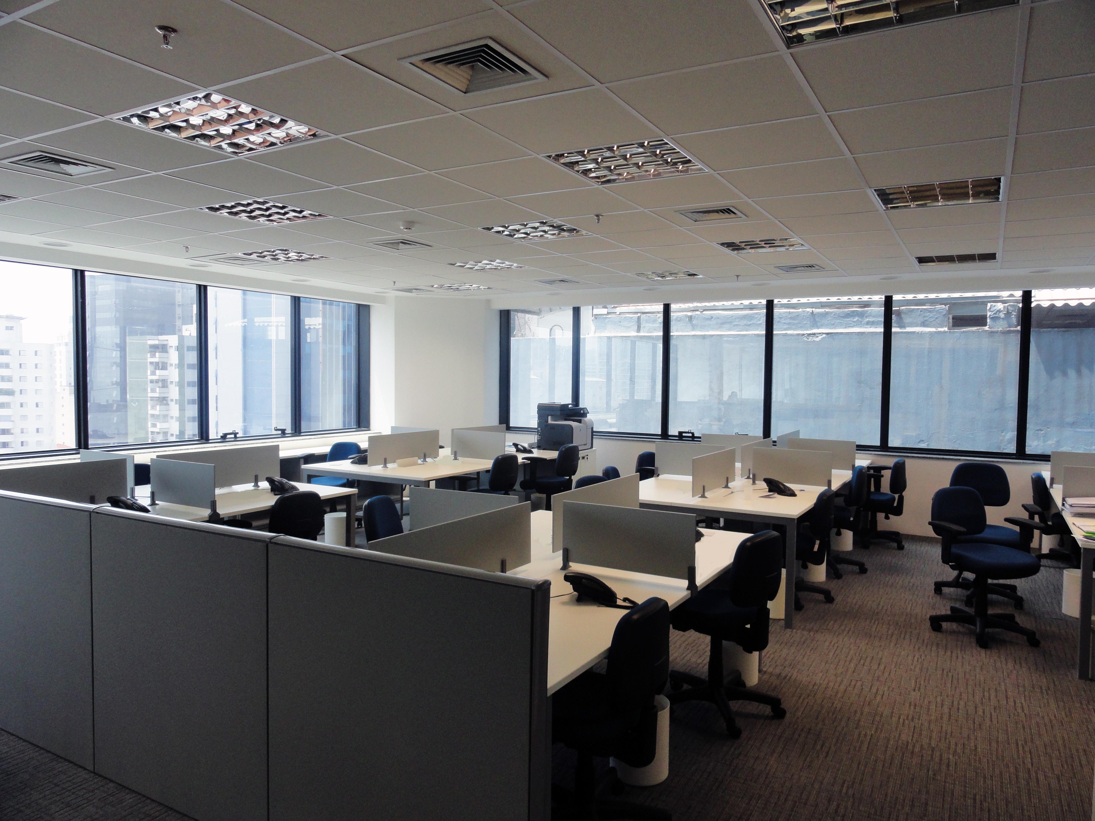 Neue Büros Tüv Süd Brasilien