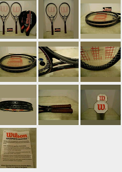 Wilson Matrix Mid Tennis Racket41/2
