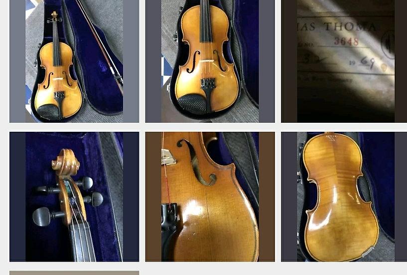 Thomas Violin Good sound