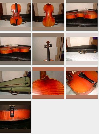 Czechoslovakia 4/4 Violin