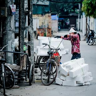 Hanoï - On prépare le Têt