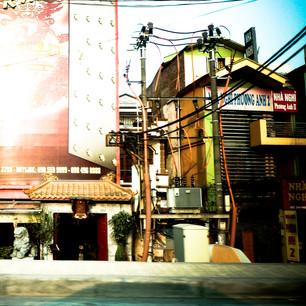 Hanoï - in street of…