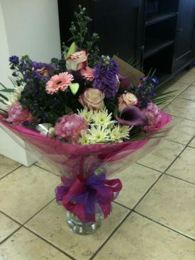 Simple Shop Bouquet