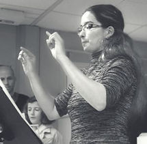 Sigrid Lasguignes Professeur flûte traversière éveil musical école de musique Morlaàs