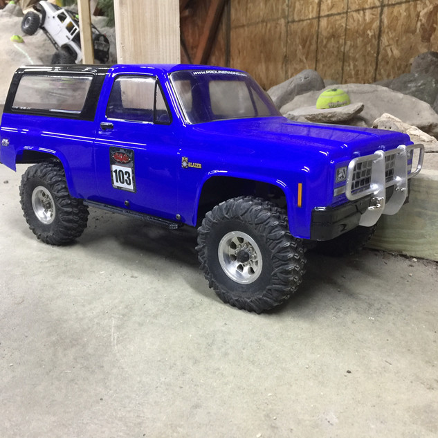 Proline Blazer Build
