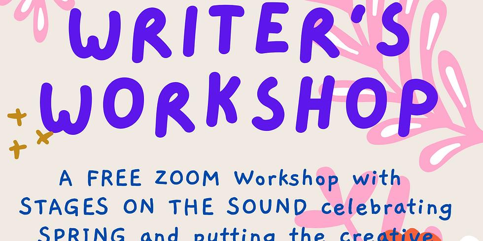 Spring Writers' Workshop: Grades 5 - 8