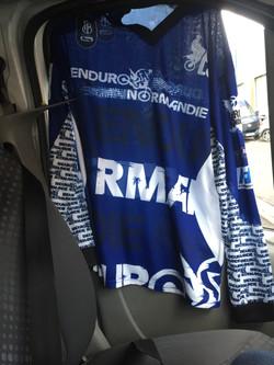 maillot enduro 35€ yamaha colors