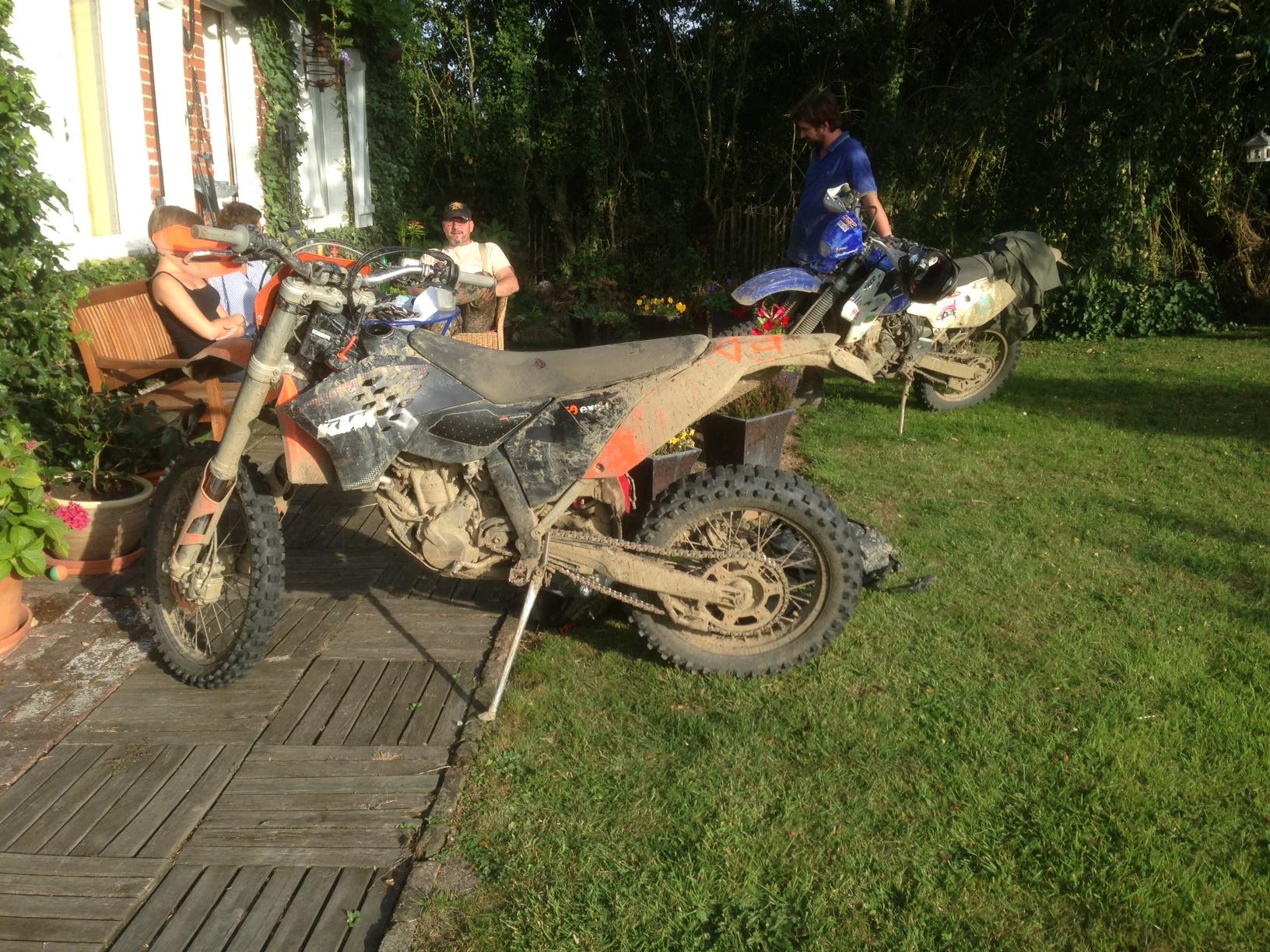 mud enduro normandy