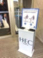 parapluie HEC