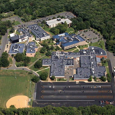 Full Sky View of UCVTS Campus