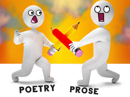 Poetry vs Prose: Battle of the Genres