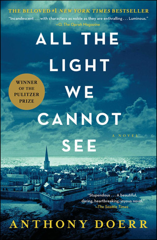 """Book Review: """"All The Light We Cannot See"""" by Anthony Doerr"""