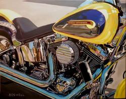 Russel's Harley