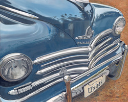 Cindy's 46 Plymouth