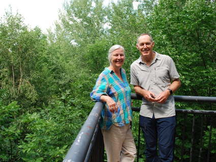 Shawna MacIvor & Lloyd Lewis of NeighbourWoods North