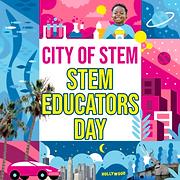 City of Stem Educators Day Logo.png