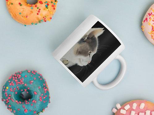 Mug with my original 'Lumi' artwork