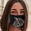 Thumbnail: Face Mask with my original artwork 'Swish and Flick'