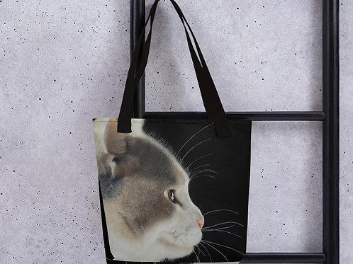 Tote bag with my original 'Lumi' artwork
