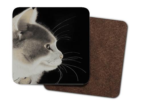 4 Pack Hardboard Coaster with my 'Lumi' Artwork