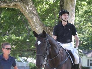 Team Netherwood at Riga Meadows Horse Trials