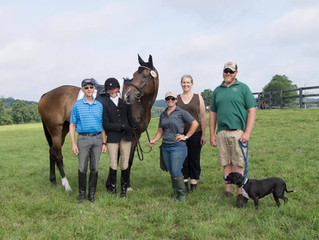 Millbrook Horse Trials 2017