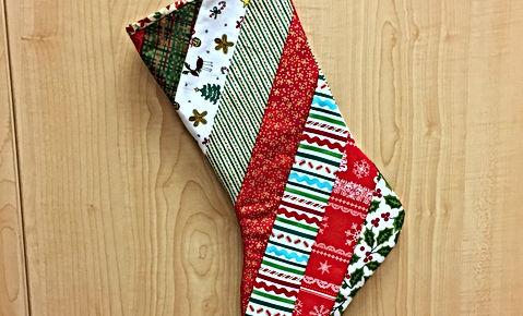 Christmas Stocking Quilt As You Go_edite
