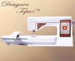 Husqvarna Viking Designer Topaz 50