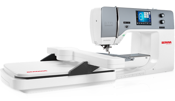 Bernina B770 with embroidery