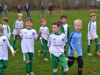 F2 des SV Burlo gewinnt letztes Saisonspiel mit 9:0 gegen den SC Reken