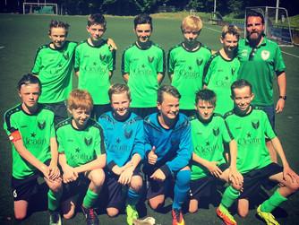 SV Burlo D-Jugend Turniersieger Kreispokalvorrunde!
