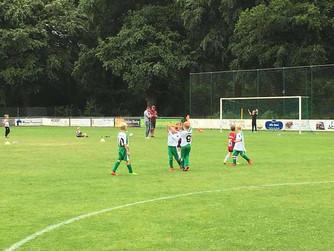 G1 gewinnt letztes Saisonspiel gegen SG Borken