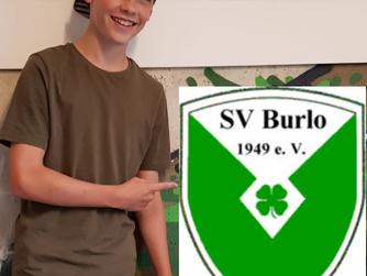 Phil-Bastian Kretschmer-Kamps wieder beim SV Burlo