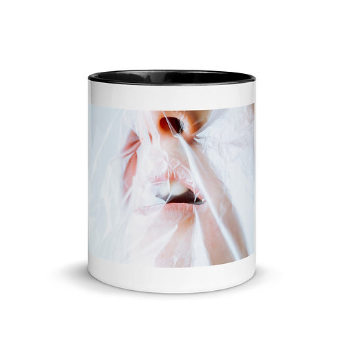 Lips Mug with Color Inside