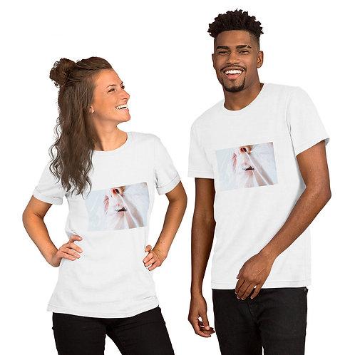 Mouth Short-Sleeve Unisex T-Shirt