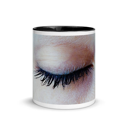 Eye Mug with Color Inside
