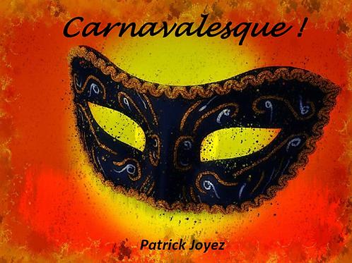 Livre Animation + Clé USB ou DVD - Carnaval