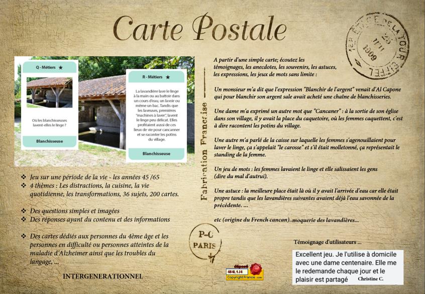 BON DE COMMANDE PLAISIRS D'ANTAN AVRIL 2