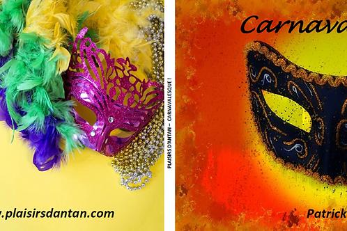 Livre Photos Mardi gras Carnavalesque