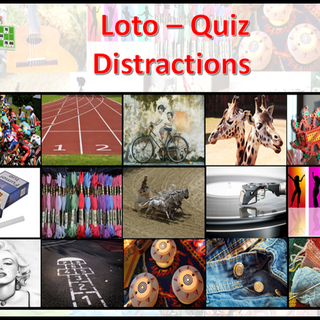 GRILLE LOTO QUIZ DISTRACTIONS