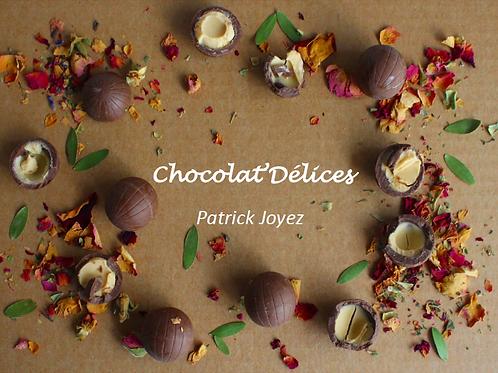 Livre Animation + Clé USB ou DVD -Chocolat'Délices