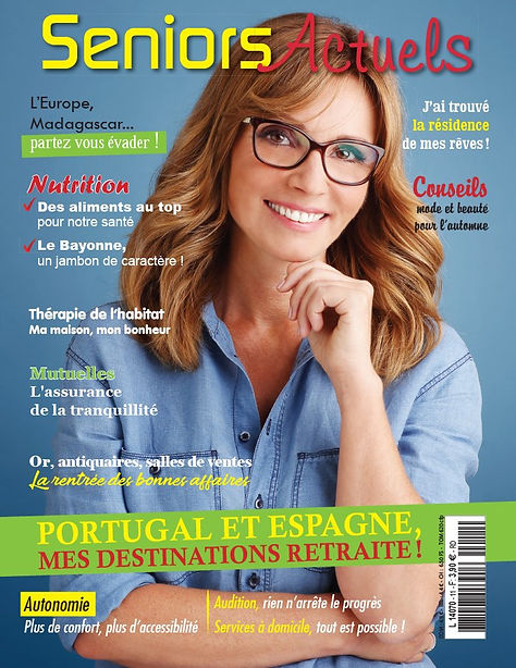 COUVERTURE SENIORS ACTUELS SEPTEMBRE OCT